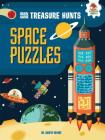 Space Puzzles (Brain Game Treasure Hunts) Cover Image