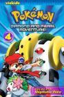 Pokémon Diamond and Pearl Adventure!, Vol. 4 Cover Image