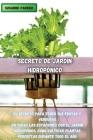 Secreto de Jardín Hidropónico: El Secreto Para Tener Sus Frutas Y Verduras En Todas Las Estaciones Con El Jardín Hidropónico. Cómo Cultivar Plantas P Cover Image