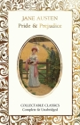 Pride and Prejudice (Flame Tree Collectable Classics) Cover Image