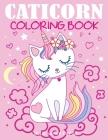 Caticorn Coloring Book Cover Image
