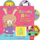 Bunny Boo Has Lost Her Teddy: A Tiny Tab Book Cover Image