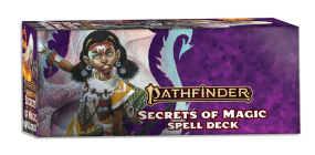 Pathfinder Rpg: Secrets of Magic Spell Cards (P2) Cover Image