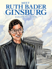 Ruth Bader Ginsburg Coloring Book: A Tribute to Us Supreme Court Justice Rbg (Dover Coloring Books) Cover Image