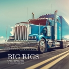 Big Rigs Calendar 2020: 16 Month Calendar Cover Image