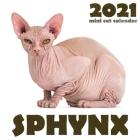 Sphynx 2021 Mini Cat Calendar Cover Image