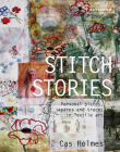 Stitch Stories: Personal Places, Spaces and Traces in Textile Art Cover Image