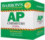 AP Chemistry Flash Cards (Barron's Test Prep) Cover Image