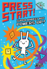 Super Rabbit Boy Powers Up! A Branches Book (Press Start! #2): A Branches Book Cover Image