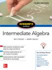 Schaum's Outline of Intermediate Algebra, Third Edition Cover Image