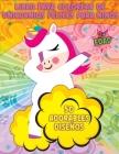 Libro para colorear de unicornios felices para ninos: Adorables unicornios - 50 adorables diseños de unicornios para niños y niñas - Para niños de más Cover Image