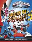 Unleash the Power! Sticker Activity Book Cover Image