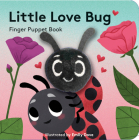 Little Love Bug: Finger Puppet Book Cover Image