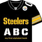 Steelers ABC (My First Alphabet Books (Michaelson Entertainment)) Cover Image