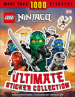 Ultimate Sticker Collection: LEGO NINJAGO Cover Image