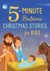 5-Minute Bedtime Christmas Stories for Kids Cover Image