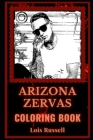Arizona Zervas Coloring Book: An American Rapper and a Motivating Stress Relief Adult Coloring Book Cover Image