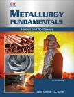 Metallurgy Fundamentals: Ferrous and Nonferrous Cover Image