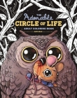 The Adorable Circle of Life Adult Coloring Book Cover Image
