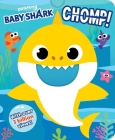 Pinkfong Baby Shark: Chomp! (Crunchy Board Books) Cover Image