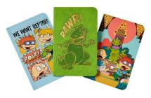 Rugrats Pocket Notebook Collection (Set of 3) (90's Classics) Cover Image