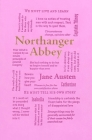 Northanger Abbey (Word Cloud Classics) Cover Image