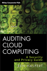 Auditing Cloud Computing: A Security and Privacy Guide (Wiley Corporate F&A #21) Cover Image