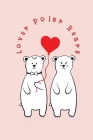 Lover Polar Bears: Valentine's Day Gift - ToDo Notebook in a cute Design - 6