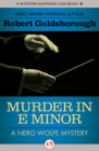 Murder in E Minor (Nero Wolfe Mysteries #1) Cover Image
