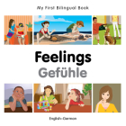 My First Bilingual Book–Feelings (English–German) Cover Image