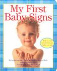 My First Baby Signs Cover Image