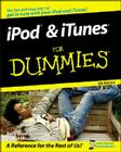 Ipod & Itunes for Dummies Cover Image