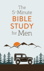 The 5-Minute Bible Study for Men Cover Image