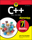 C++ All-In-One for Dummies Cover Image
