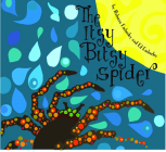 The Itsy Bitsy Spider Cover Image