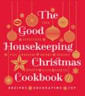 The Good Housekeeping Christmas Cookbook Cover Image
