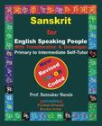 SANSKRIT for ENGLISH SPEAKING PEOPLE, Color Coded Edition Cover Image