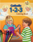 123 Coloring Book (St. Joseph Coloring Books) Cover Image