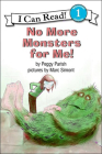 No More Monsters for Me! (I Can Read Books: Level 1) Cover Image