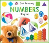 First Learning Numbers Play Set (First Learning Play Sets) Cover Image