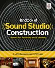 Handbook of Sound Studio Construction: Rooms for Recording and Listening Cover Image