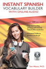Instant Spanish Vocabulary Builder with Online Audio Cover Image