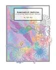 Hummingbird Medicine: A Coloring Meditation Journal Cover Image