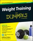Weight Training for Dummies Cover Image