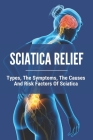 Sciatica Relief: Types, The Symptoms, The Causes And Risk Factors Of Sciatica: Stretches For Sciatica Pain Cover Image