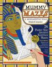 Mummy Mazes: A Monumental Book Cover Image