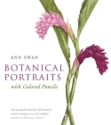 Botanical Portraits with Colored Pencils Cover Image