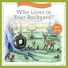 Who Lives in Your Backyard? Cover Image