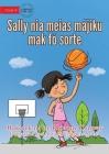 Sally's Lucky Socks (Tetun edition) - Sally nia meias májiku mak fó sorte Cover Image