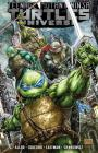 Teenage Mutant Ninja Turtles Universe, Volume 1: The War to Come Cover Image